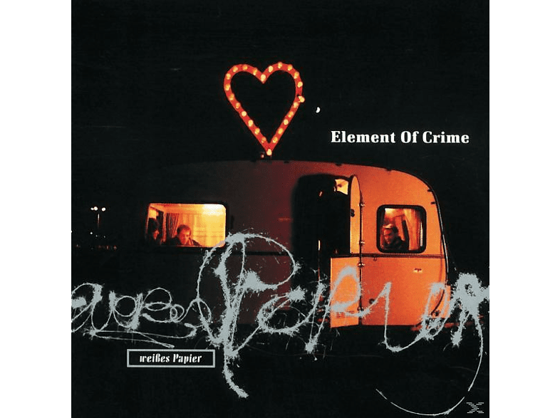 Element Of Crime - Weißes Papier [CD]