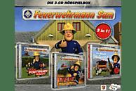 Feuerwehrmann Sam - Feuerwehrmann Sam Hörspielbox 1 - (CD)