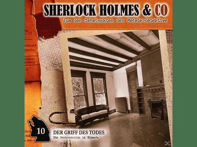 Sherlock Holmes & Co - Der Griff Des Todes-Vol.10 - (CD)