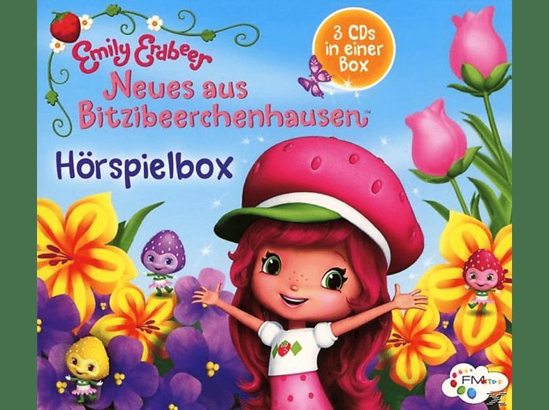 Emily Erdbeer - Emily Erdbeer-Hörspiel Box 1 - (CD)