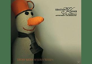 Sebastian Kramer - Lieder Wider Besseres Wissen  - (CD)