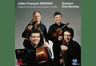 Quatuor Sine Nomine - Sämtliche Streichquartette  - (CD)
