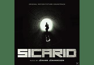 Johann OST / Johann Johannsson - Sicario  - (CD)
