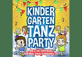 VARIOUS - Kindergarten Tanzparty  - (CD)