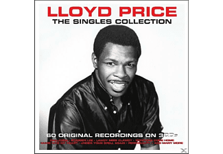 Lloyd Price - Singles Collection  - (CD)