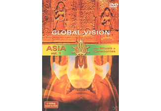Various - Various Artists - Global Vision Asia Vol. 1  - (DVD)