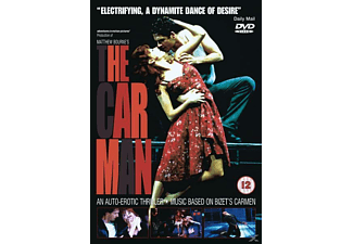 Matthew Bourne - The Car Man  - (DVD)