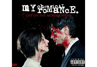 My Chemical Romance - My Chemical Romance - Life On The Murder Scene - DVD 1  - (CD + DVD Video)