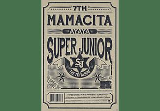 Super Junior - MAMACITA 7  - (CD)