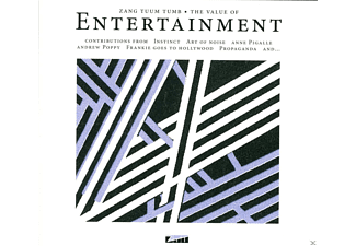 VARIOUS - The Value Of Entertainment - (CD + DVD Video)