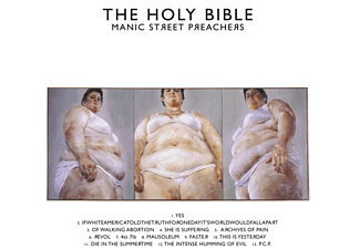 Manic Street Preachers - The Holy Bible  - (Vinyl)