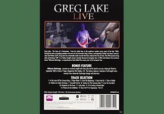 Greg Lake - Live  - (DVD)