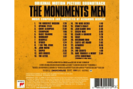 London Symphony Orchestra - Monuments Men/Ost [CD]