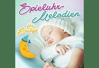 VARIOUS - Spieluhrmelodien Für Babys  - (CD)