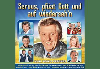VARIOUS - Karl Moik & Freunde  - (CD)