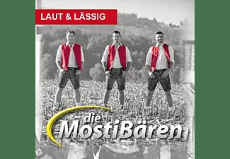 Die Mostibären - Laut & Lässig  - (CD)