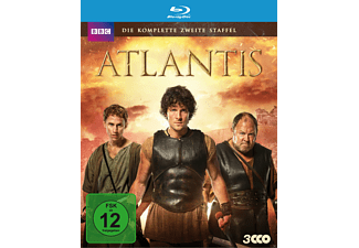 Atlantis - Staffel 2 Blu-ray