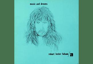 Robert Lester Folsom - Music And Dreams  - (CD)