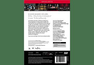 VARIOUS, Bayreuth Festival Orchestra & Chorus - Die Meistersinger Von Nürnberg  - (DVD)