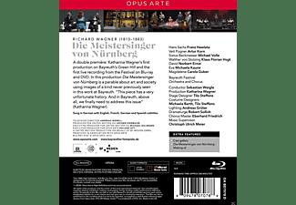 VARIOUS, Bayreuth Festival Orchestra & Chorus - Die Meistersinger Von Nürnberg  - (Blu-ray)