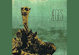 Aeges - Above & Down Below  - (CD)