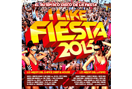 VARIOUS - I Like Fiesta 2015 [CD]