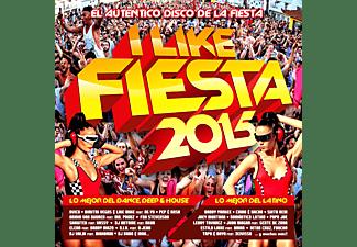 VARIOUS - I Like Fiesta 2015  - (CD)