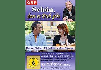 Schoen, Dass Es Dich Gibt DVD