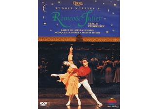 VARIOUS, Orchestre De L'opera National De Paris - ROMEO & JULIET  - (DVD)