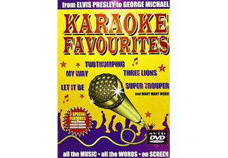 VARIOUS - Karaoke - Favourites  - (DVD)