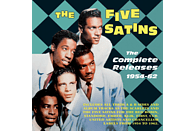 The Five Satins, The Scarlets - The Complete Releases 1954-62 [CD]