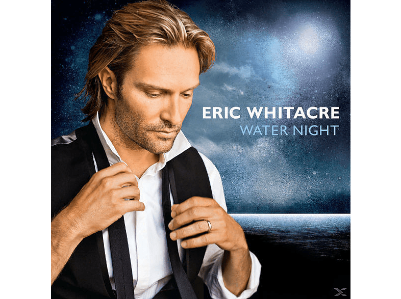 Eric Whitacre, Whitacre,Eric/Eric Whitacre Singers,The - Water Night [CD]