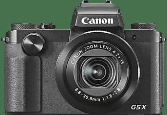 Cámara - Canon Powershot G5 X, 20Mp, WiFi, Full HD