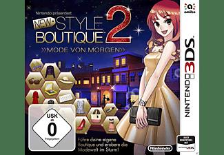 Nintendo präsentiert: New Style Boutique 2 - Mode von morgen - [Nintendo 3DS]