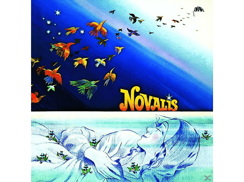 Novalis - Novalis [CD]