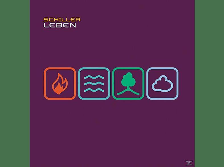 Christoph Schiller, Schiller - LEBEN [CD]