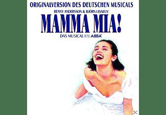 Original Cast, MUSICAL/ORIGINAL CAST - MAMMA MIA! (GERMAN VERSION)  - (CD)