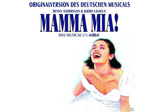 Original Cast, MUSICAL/ORIGINAL CAST - MAMMA MIA! (GERMAN VERSION) - (CD)
