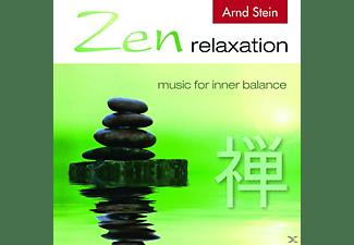 Arndt Stein - Zen Relaxation, Music For Inner Balance  - (CD)