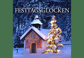 VARIOUS - Festtagsglocken-Holiday Bells  - (CD)