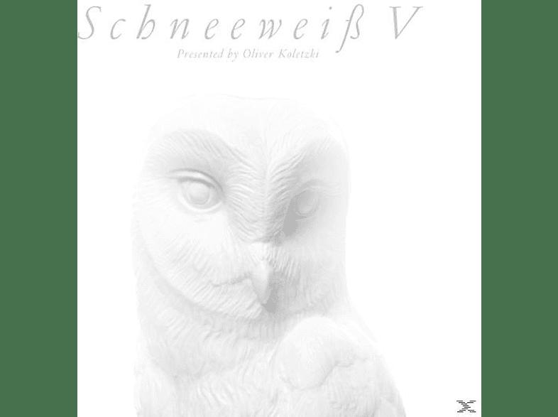 VARIOUS - Schneeweiß V-Presented By Oliver Koletzki [CD]