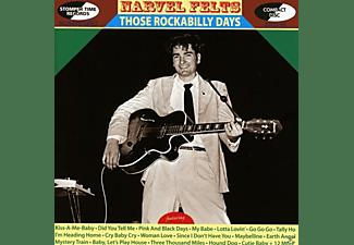 Narvel Felts - Those Rockabilly Days  - (CD)