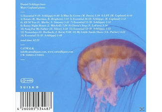 Marc Copland, Daniel Schläppi - More Essentials  - (CD)