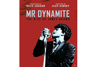 James Brown - Mr.Dynamite: The Rise Of James Brown  - (Blu-ray)