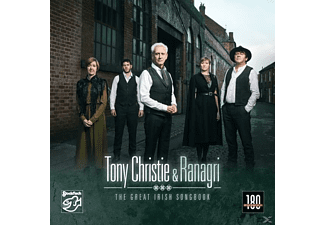 Tony & Ranagri Christie - The Great Irish Song Book (180g Lp)  - (Vinyl)