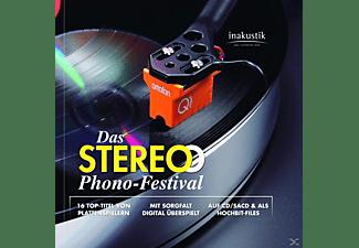 VARIOUS - Das Stereo Phono-Festival  - (SACD)
