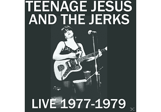 Teenage Jesus And The Jerks - Live 1977-1979  - (CD)