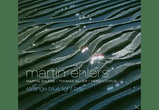 Martin Trio Ehlers - Strange Blue Light Bay  - (CD)