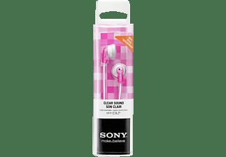 SONY MDR-E9LP Ohrhörer, pink-weiß
