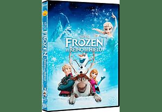 Frozen el Reino del Hielo - DVD